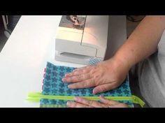 ▶ Stiftetasche in 15 Minuten nähen, mitmachen! - Farbenmix, YouTube