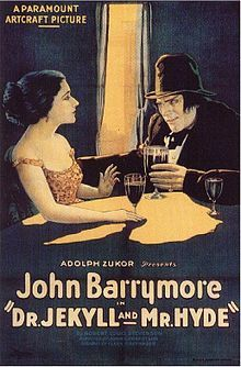 Dr Jekyll And Mr Hyde Film Review 1920
