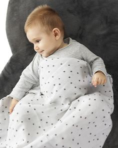 #muslin #grey #star #little #baby #collection #cotton #soft