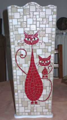 Mosaic Planters, Mosaic Vase, Mosaic Flower Pots, Mosaic Diy, Mosaic Garden, Mosaic Crafts, Mosaic Projects, Mosaic Tiles, Glass Wall Art