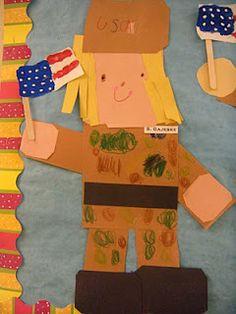 Peace, Love and Kindergarten: Kindergarten Fall Fun!--VETERAN'S DAY