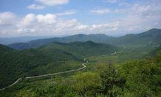 Sierra de la Huasteca Corridor Hidalgo Mexico