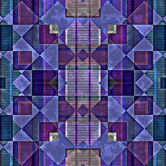 Native american traditional decorative tribal pattern design
