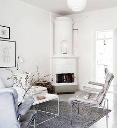 Bright home with a soft look - via Coco Lapine Design