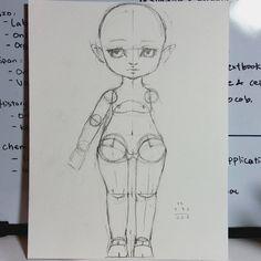 48 отметок «Нравится», 5 комментариев — Shelly (@shellly_liu) в Instagram: «i really need to do my homework 😂 #dollmaking #sketch #design #bjd #bjdmaking #balljointeddoll #人偶…» Body Diagram, Bjd Dolls, Ball Jointed Dolls, Clay, Sketch Design, Homework, Instagram Posts, Pattern, Crafts