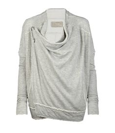 All Saints Spitalfields Ferra Jacket: draped and comfortable, I want this!