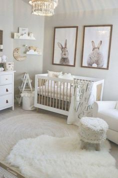 Baby girl simple nursery ideas new simple baby nursery ideas classic baby girl nursery nurseries home . Diy Nursery Decor, Baby Room Decor, Nursery Room, Girl Nursery, Nursery Ideas, Project Nursery, Room Ideas, Nursery Dresser, Babies Nursery