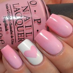 OPI- Pink Friday & Mod About You, as well as Sinful Colors- Snow Me White - @ carlysisoka