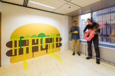 TechHub at 207 Old Street by Gensler