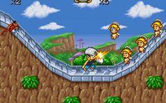 Recensione videogioco: Go! Go! Ackman di Akira Toriyama #videogiochi #snes #console #retrogames