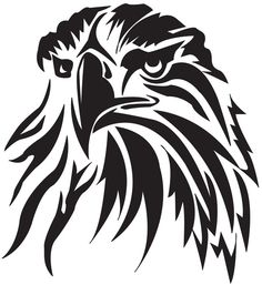Stammes-Hawk-Kopf-Tattoo – Just another WordPress site Animal Stencil, Stencil Art, Stencils, Eagle Tattoos, Tribal Tattoos, Tribal Eagle Tattoo, Polynesian Tattoos, Falke Tattoo, Transférer Des Photos