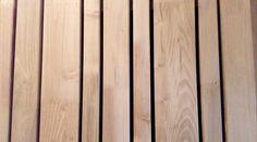 Robiniahout | Latten 5 - 8 - 12 cm met open voeg