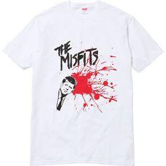 Supreme/The Misfits® Bullet Tee