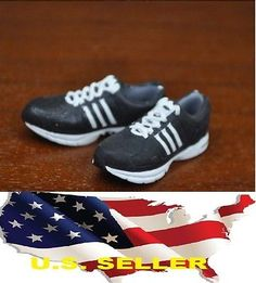 1//6 scale shoes shoes only Tbleague phicen gym shoes for jo doll