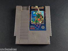 Commando NES Nintendo Entertainment System 1986
