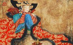 QUINQUABELLE ou les imperfections parfaites!: Zayasaikhan Sambuu, artiste mongol surnommé Zaya.