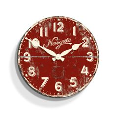 Newgate Wall Clock Kitchen Clock? ICE-CREAM FACTORY ICE231AR  https://newgateclocks.com/store/product/ICE231AR/Ice-cream-Factory--Wall-Clock