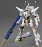 """Bandai Hobby Mechanic Collection 1/35 Model #1 Lancelot """"Code Geass"""" Action Figure - http://www.johnsbooksandhobbies.com/bandai-hobby-mechanic-collection-135-model-1-lancelot-code-geass-action-figure/"""