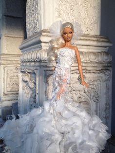 #bridal #dolls [missbeautydoll]  1...6 qw