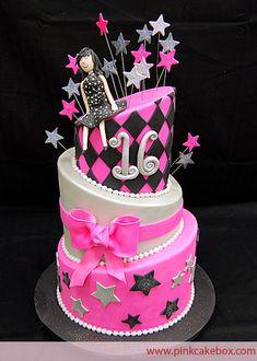 Si preferís una torta, nadie dijo que tenía que ser aburrida. Hoy encontramos muchas opciones geniales para cumpleaños de quince. Todos Aman a Pepina