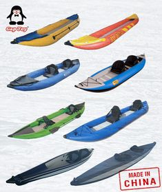 Double Sit On Top Kayaks. Tandem 2 - 3 Seater Sit On Tops - Great for Family Fun