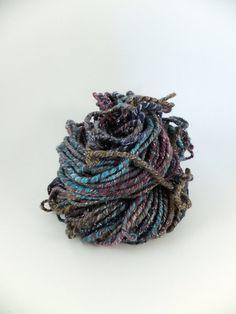 66 Yards Handspun Navajo Plied Merino Art by MommaRobsCreations, $35.00