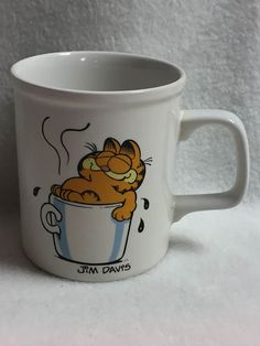 Garfield - I Love My Coffee - Mug (#007)