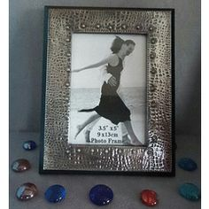 Pewter Art Picture Frame - Handcrafted by Hanli Barnard for Pewter Art, Pewter Metal, Going Away Gifts, Corporate Gifts, Wood Doors, Metal Art, Art Pictures, Picture Frames, Birthday Gifts