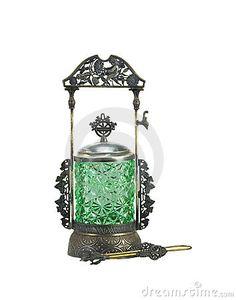 antique pickle jars | Antique Pickle Jar Stock Photo - Image: 7874290