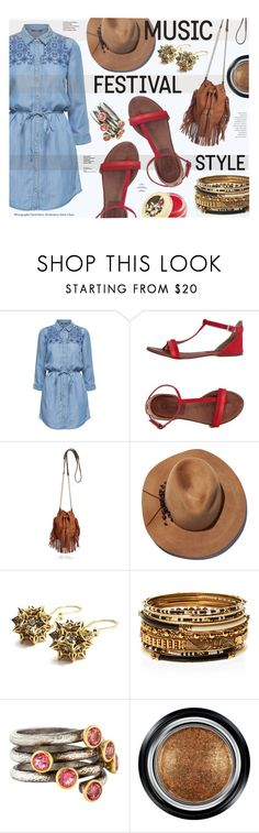 """Show Time: Best Festival Trend"" by katarina-blagojevic on Polyvore featuring Clanto, Rebecca Minkoff, Eugenia Kim, John Brevard, Amrita Singh, Gurhan, Giorgio Armani and Tatcha"