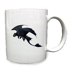 Night Fury Toothless 11 Oz Ceramic Cup Mug RTR MG http://www.amazon.com/dp/B00V7RFH58/ref=cm_sw_r_pi_dp_pmJvvb0TNEDGA