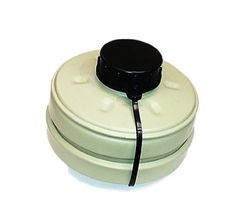 Israeli Army Gas Mask Filter by Fox Racing. $7.90. Replacement filter for gas masks.. Save 58%!