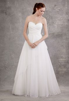 "Jenny Yoo ""Georgeanne"" gown at Nordstrom Wedding Suites"