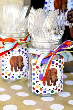 Brown Bear Brown Bear 1st Birthday Party