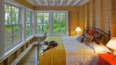 Located by Lake Superior, this 1,100 sq ft cottage offers a cozy retreat in the woods. It has one bedroom, two bathrooms and comes with a...