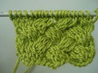 How to knit this pattern