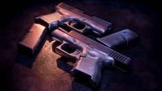 80.lv articles video-game-guns-reference-baking-texturing