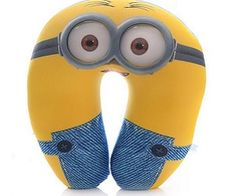 Minion Neck Pillow                                                                                                                                                                                 More