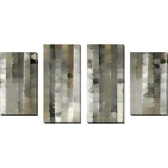 "Found it at Wayfair - ""I Am Gone"" by Mark Lawrence 4 Piece Painting Print on Wrapped Canvas Set"