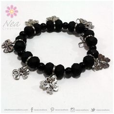 www.neacreations.com #NeaCreations #jewelry #bracelet #bracelets #HandMade #CostaRica Divina :)