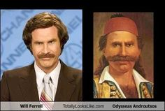 31 Celebrities With Lookalikes From The Past Are Scarily Similar, Especially #1 | SF Globe