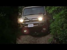 Toyota Land Cruiser 70 Series Re-Release | HiConsumption