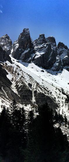Villnösstal, South Tyrol, Italy