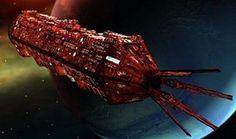 JMC Mining Ship Red Dwarf (Red Dwarf)