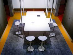 Creative Corner at IMBA - Institute of Molecular Biotechnology in Vienna by studio thörnblom, realised sept. Biotechnology, Office, Studio, Vienna, Corner, Interior Design, Creative, Furniture, Home Decor