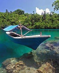 Blue Lake ,Singkawang,Indonesia: -