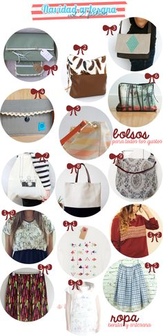 navidad artesana vol.2: fashion | Mi Low Cost