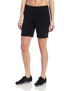 New #Balance Women's 8-Inch Training Shorts with Pink Ribbon $6.13