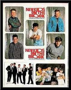 New Kids On The Block- ah memories Donnie And Jenny, Joey Mcintyre, Donnie Wahlberg, Jordan Knight, Childhood Days, School Boy, Love You Forever, New Kids, Back In The Day