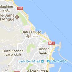 Carte Algerie El Oued.30 Meilleures Images Du Tableau Bab El Oued En 2018